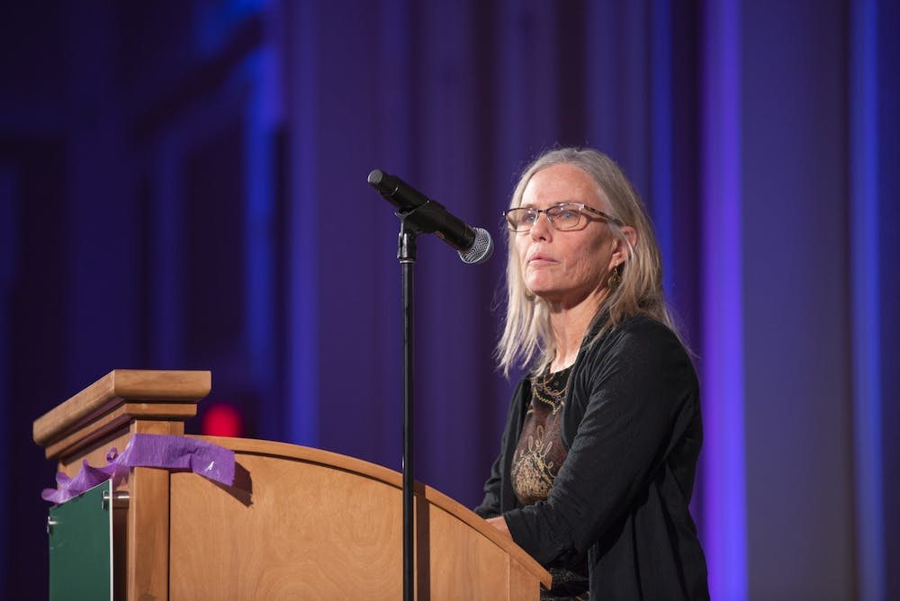 School of nursing hosts third annual Purple Gala, raises awareness of addiction