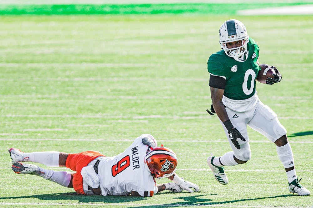 Football: Instant reactions from Ohio's 52-10 win over Bowling Green