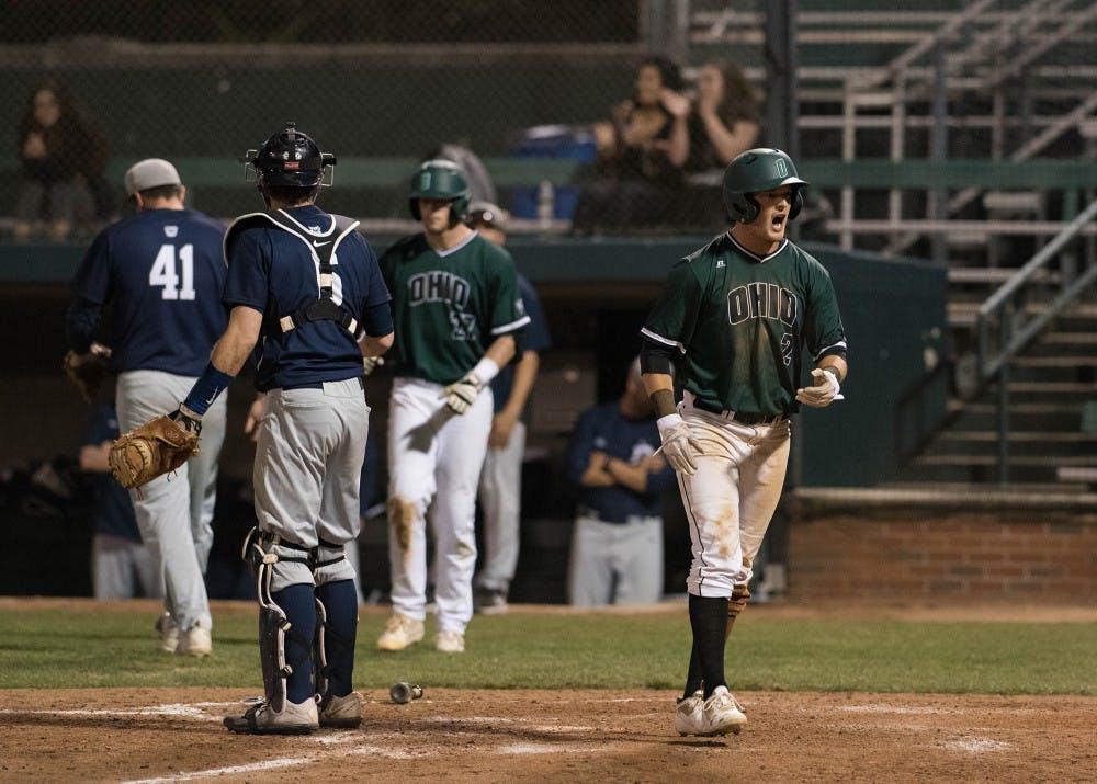 Baseball: Ohio looking to get back on track, seek revenge against Marshall