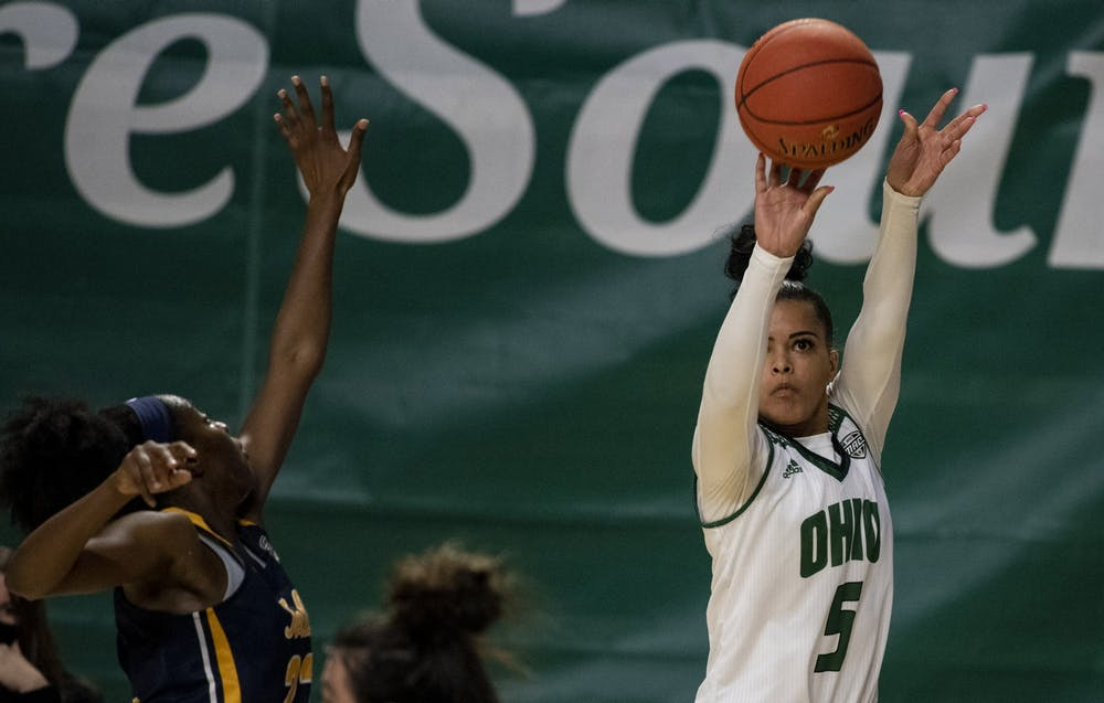 Women's Basketball: Caitlyn Kroll rediscovers confidence in win thanks to post-practice workout