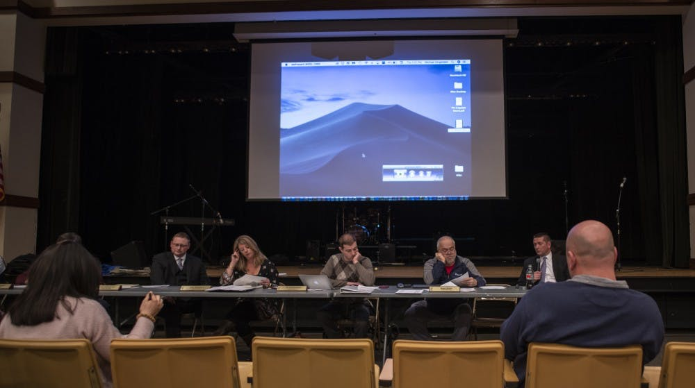 Athens school board discusses size and sustainability in new elementary buildings