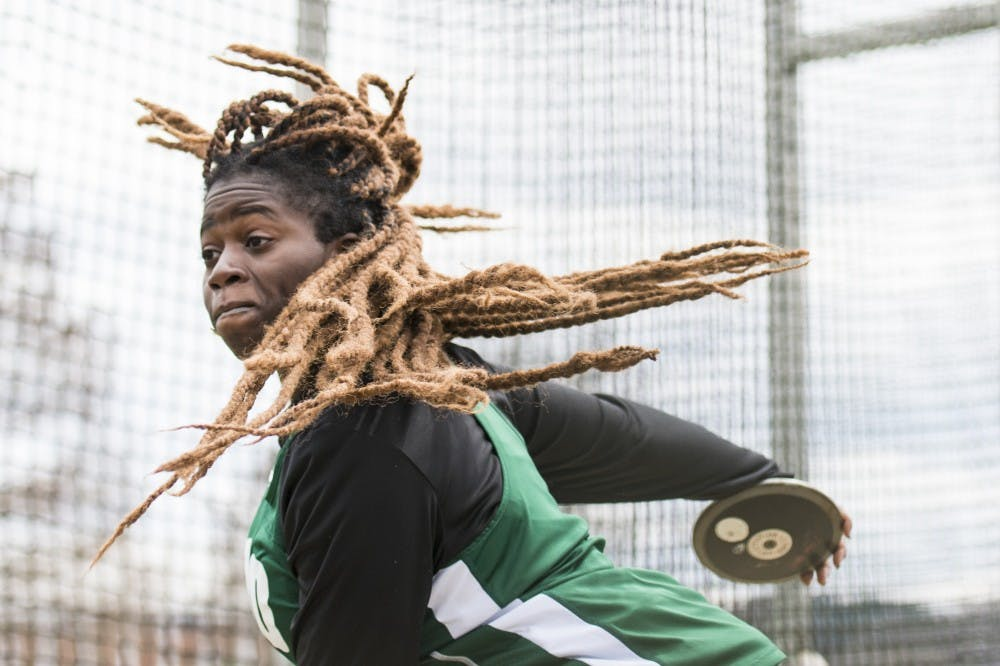 Track and Field: Ohio finishes fourth at the Marshall Women's Classic
