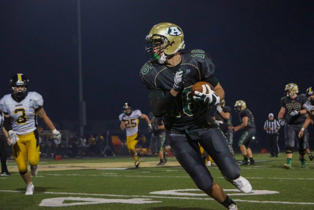 Athens Football: Logan Maxfield sets template for Bulldogs' future