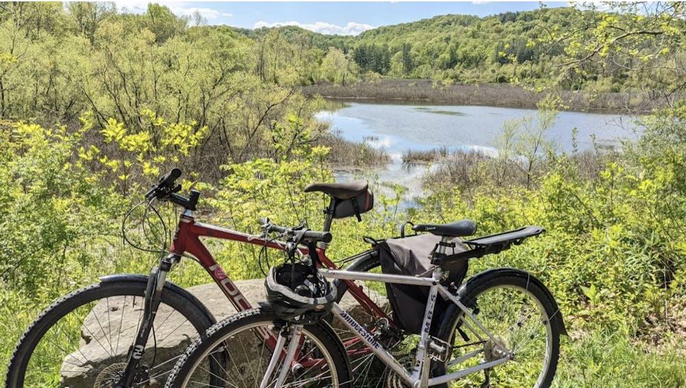 Rural Action's guided bike tour educates, promotes ecotourism