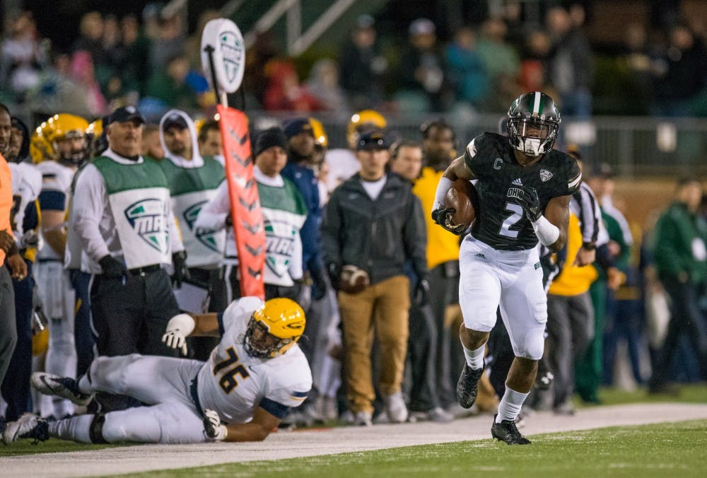 Football X's and O's: Thomas Woodson the key to stopping Akron