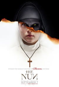 The latest installment in the 'Conjuring' universe is not worth seeing in theaters. (via The Nun on Facebook)