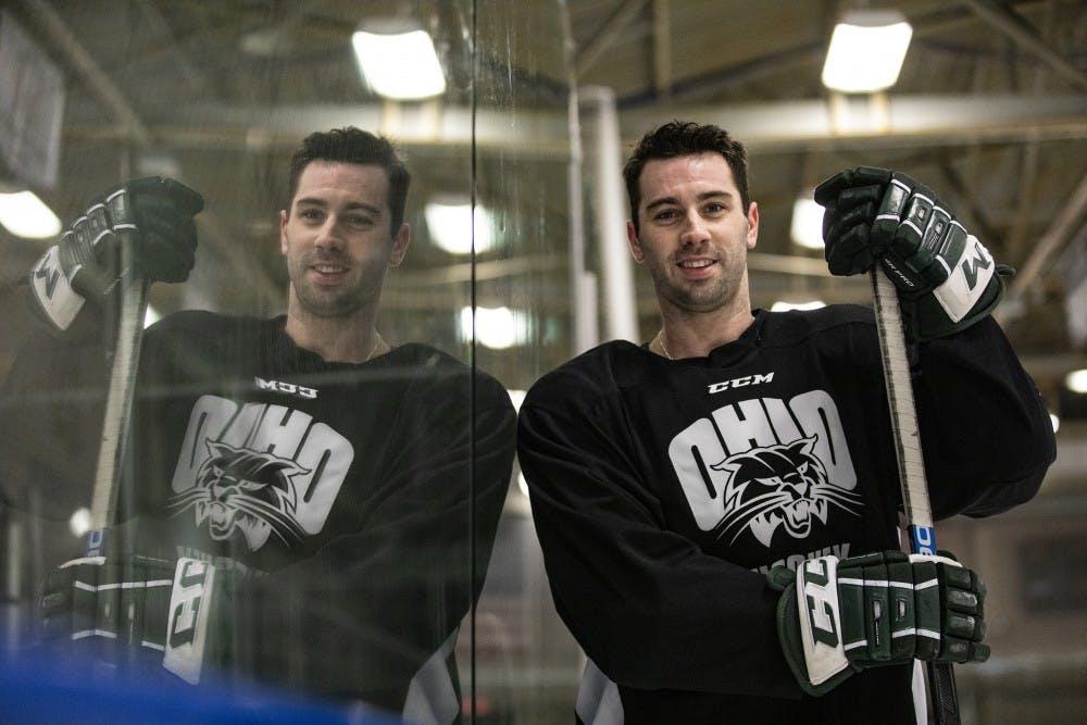 promo code 9c973 34564 Hockey: Bryan Lubin, the Bobcats' low-key star - The Post