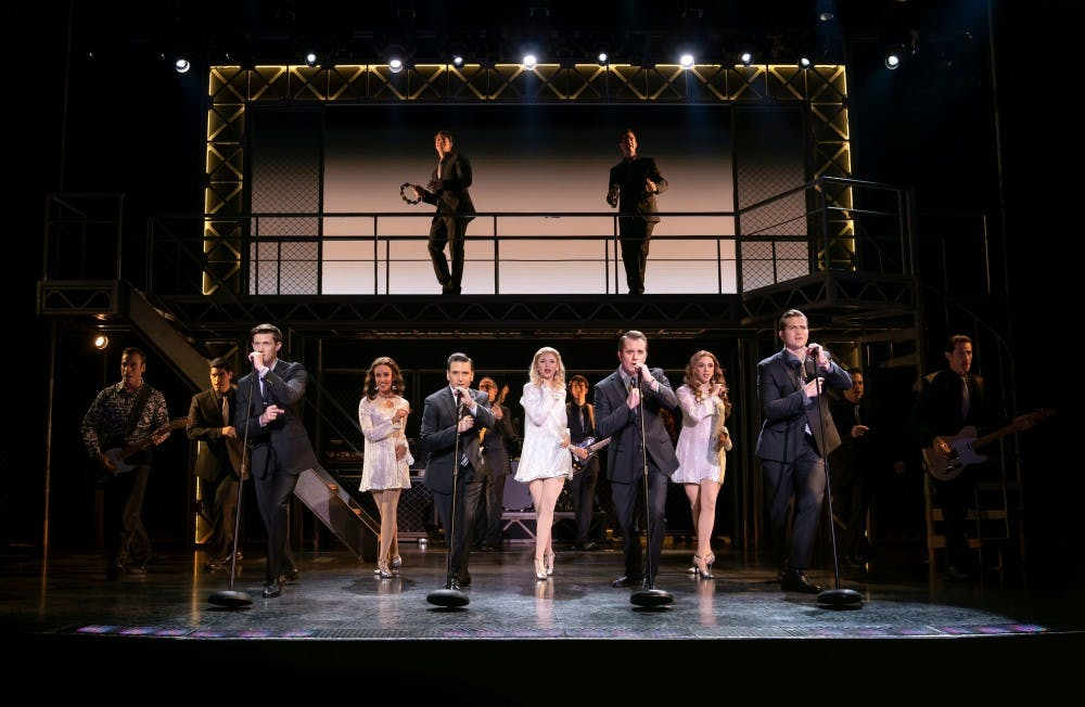 'Jersey Boys' musical has audience members saying 'Oh, What A Night'