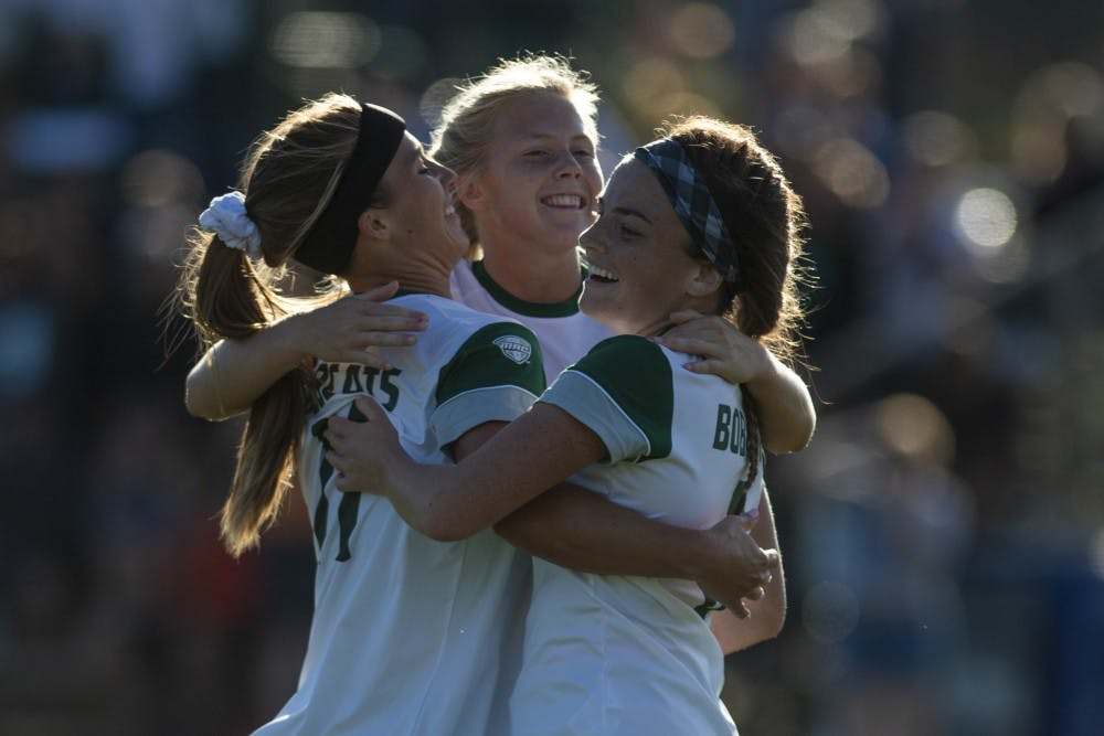 Soccer: Ohio's seniors lead it to a crucial 3 points against Eastern Michigan