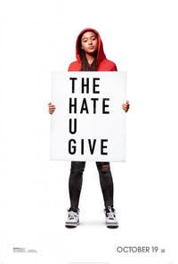 """Angie Thomas' """"The Hate U Give"""" has been adapted for the big screen and is set to release in October. (Photo via @angiecthomas on Twitter)"""