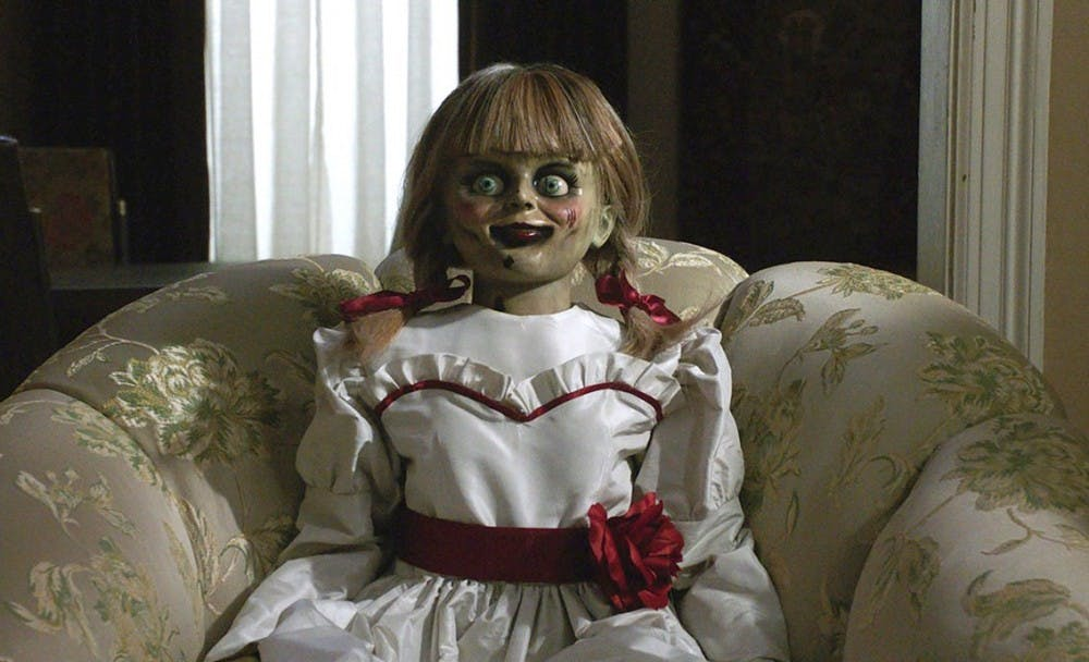 Film Review: 'Annabelle Comes Home' is just another teen horror movie