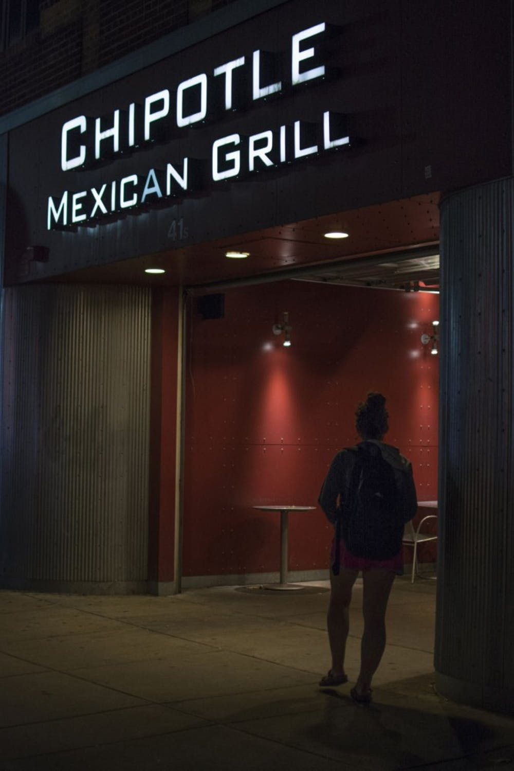 Chipotle is closed part of the day — but you can get a free burrito