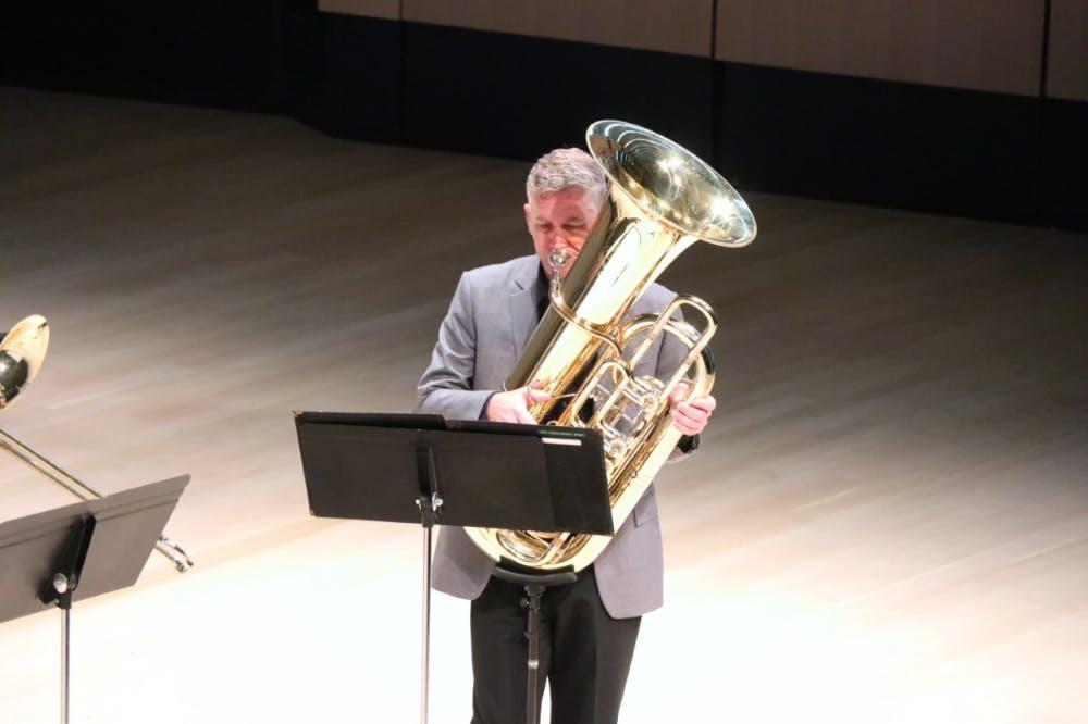 Octubafest to celebrate tubas and euphoniums throughout 'Octoba'