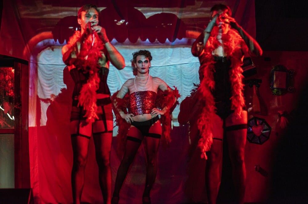 'Rocky Horror' returns to The Union in style