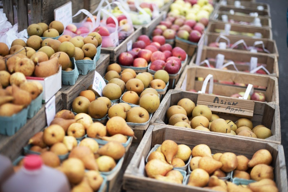 Athens Farmers Market strong during pandemic
