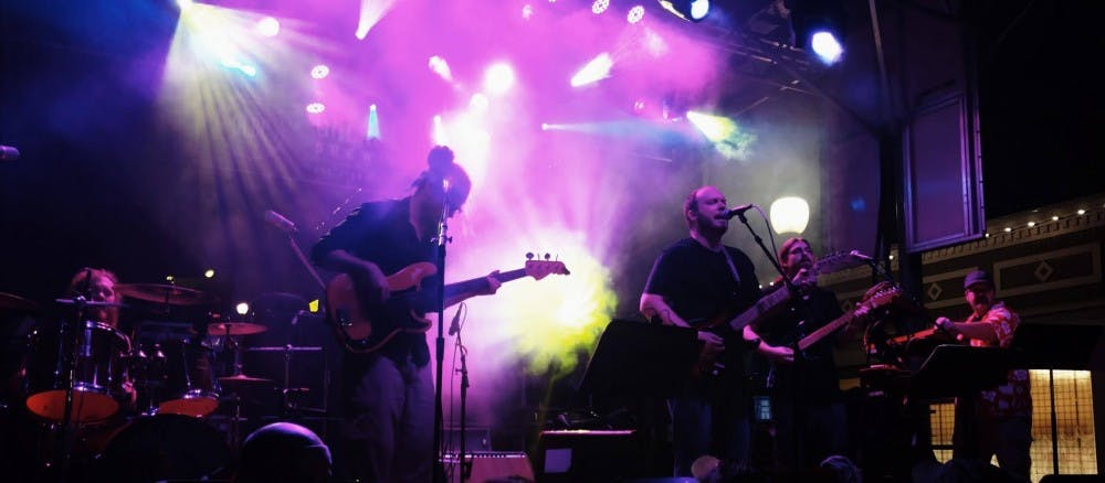Pink Floyd tribute band to perform at The Union for Parents Weekend