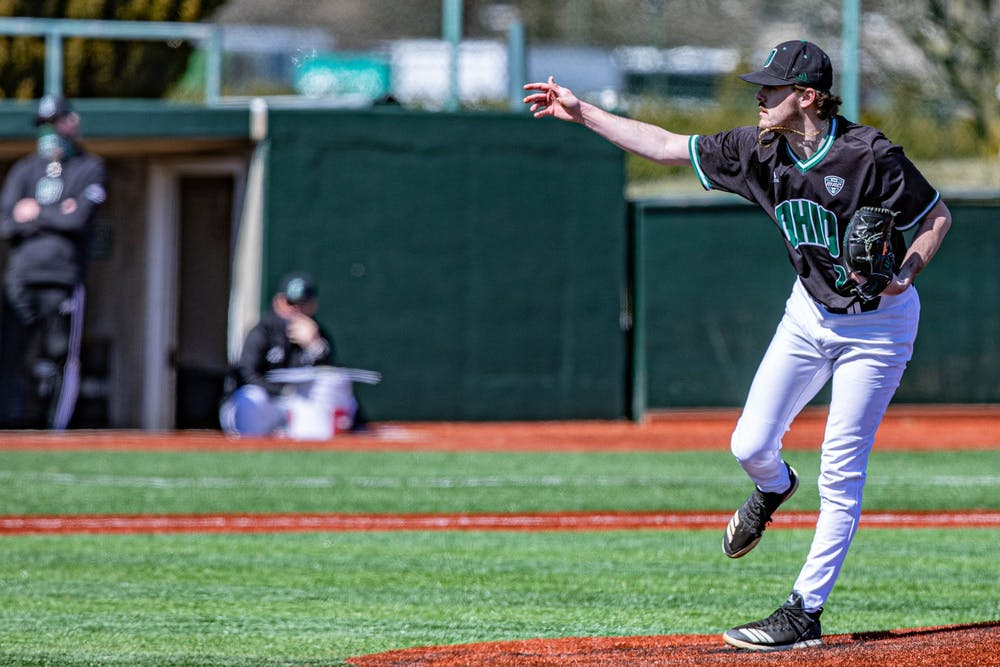 Baseball: Ohio unable to match Central Michigan in 14-3 loss