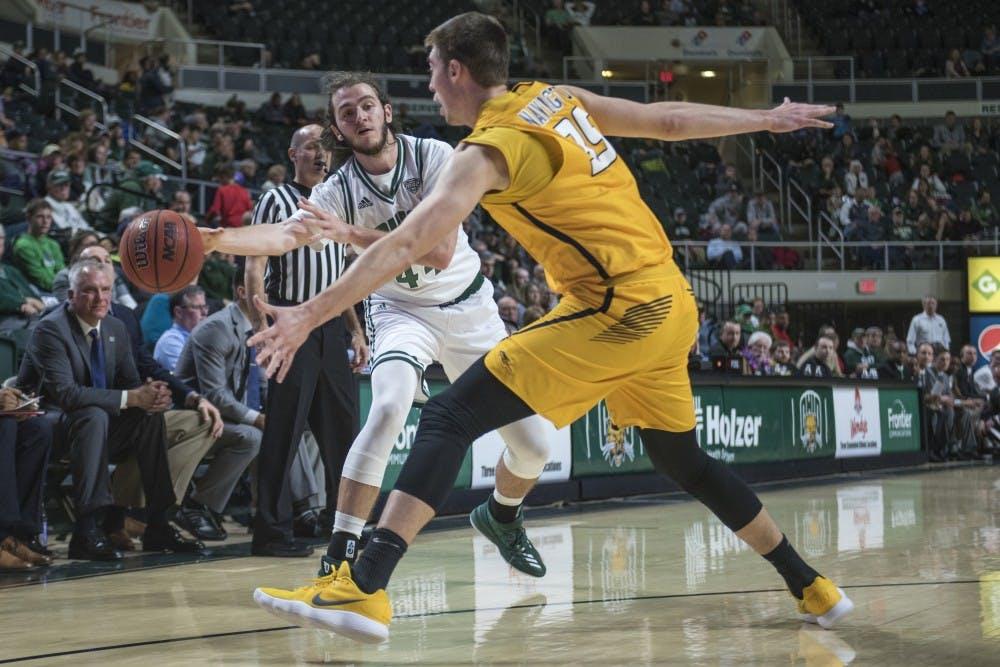 Men's Basketball: A.J. Gareri will transfer from team