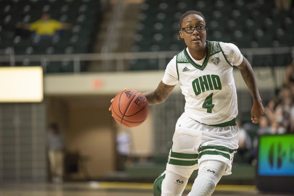 Women's Basketball: Fast reactions from Ohio's 78-41 win over Incarnate Word