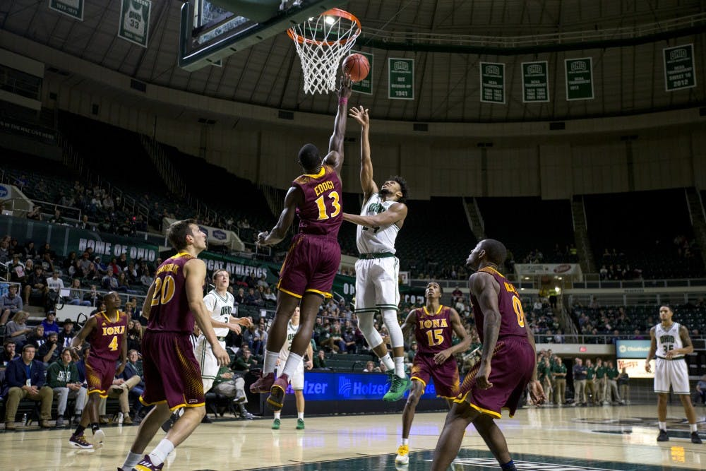 Men's Basketball: Missed free throws plague Ohio in 93-88 loss to Iona