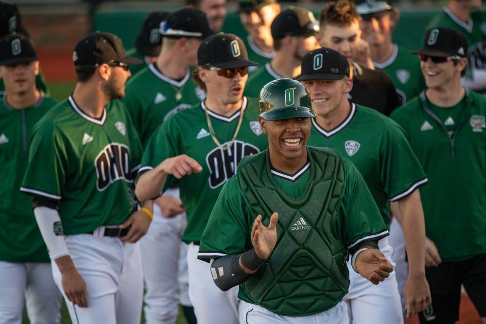 Baseball: Nate Mallott lifts bottom-half of Ohio's lineup in 16-5 win over Toledo