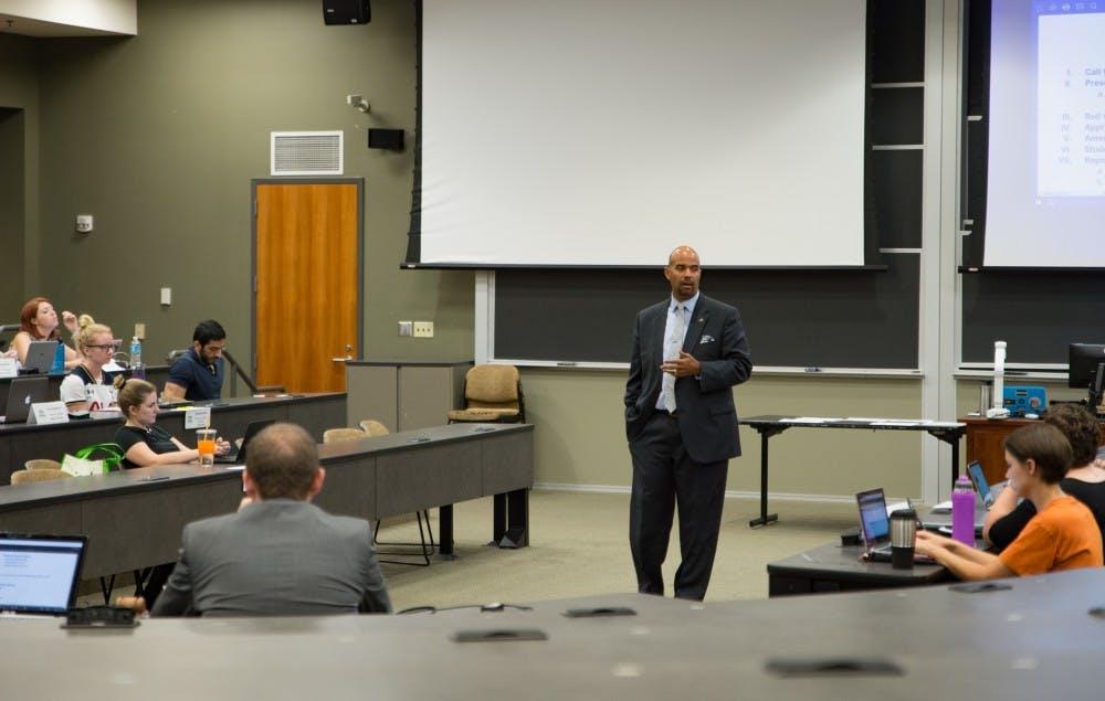 Graduate Student Senate: Members to view student health insurance bids