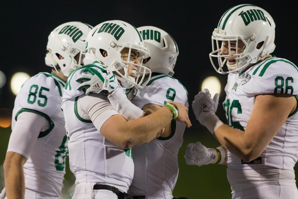 Football: Ohio takes out frustrations against UAB in 41-6 win in Bahamas Bowl