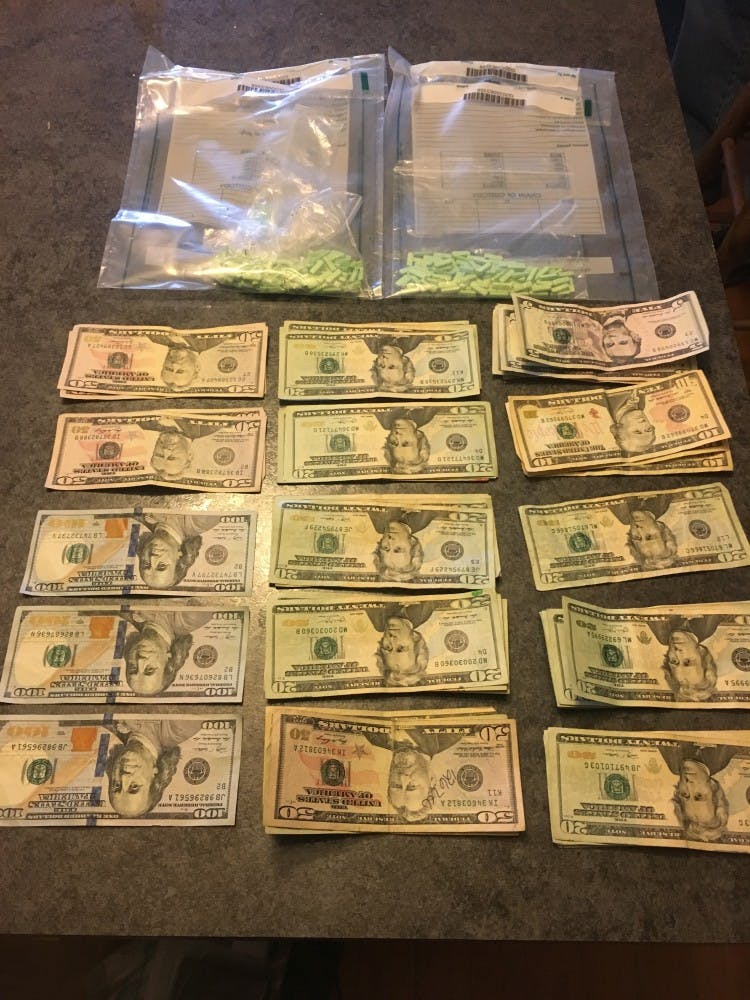 Police seize Xanax from Mill Street apartment