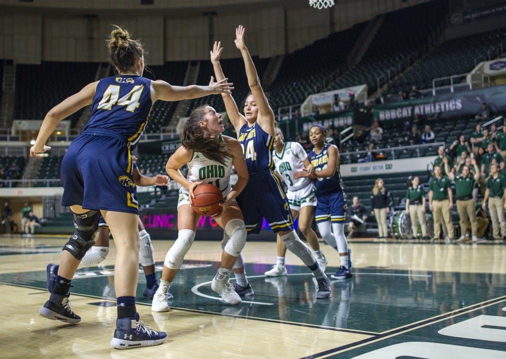 Women's Basketball: MAC power rankings