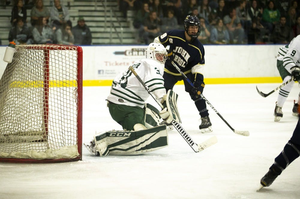 Hockey: Four things to watch for ahead of No. 4 Ohio v Eastern Michigan