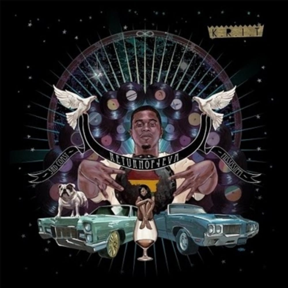 Blast from the Past Album Review: Big K.R.I.T. imprints himself in Southern hip hop glory on 'Return of 4Eva'