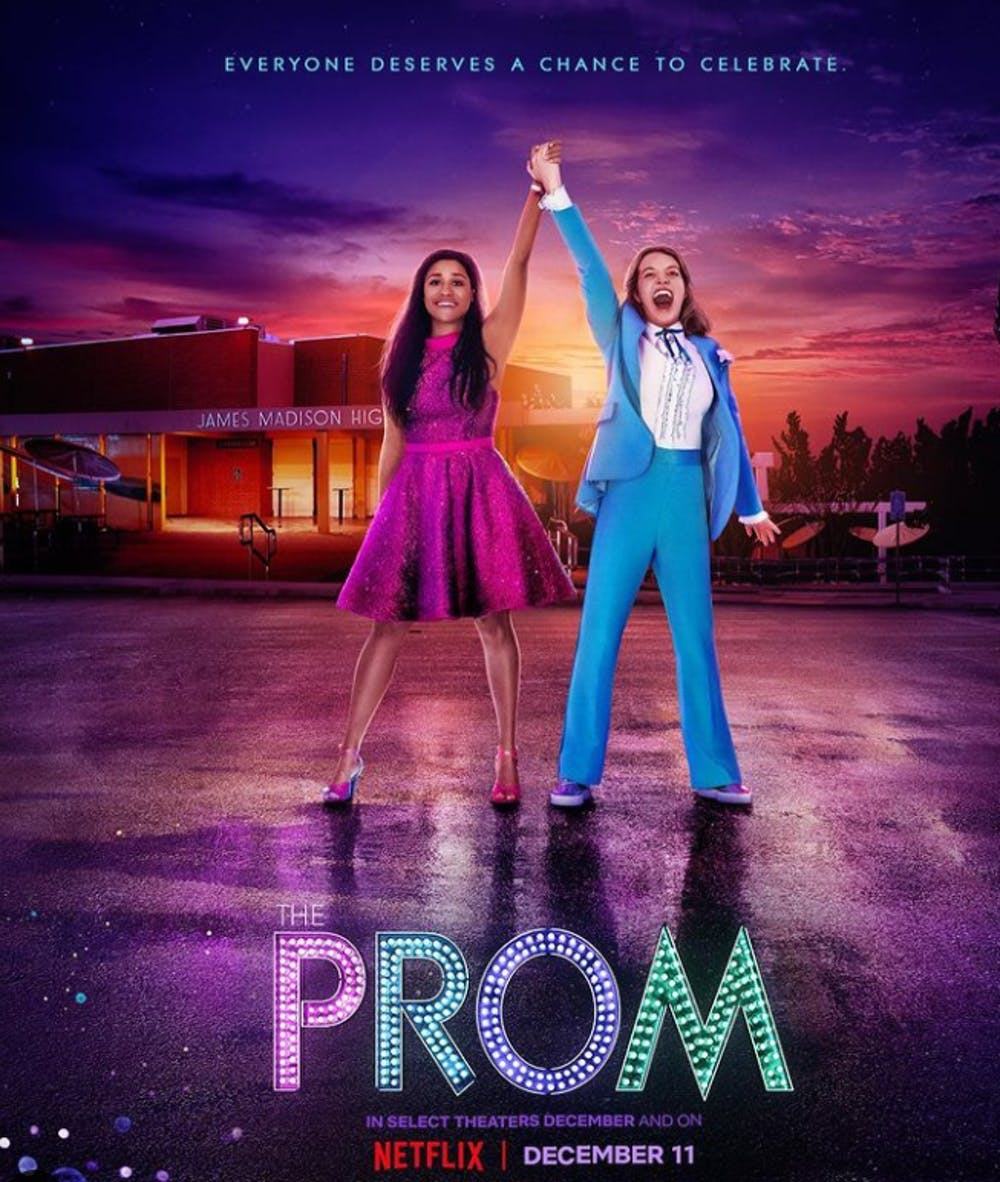 Film Review: Watching 'The Prom' will kick your new year off in the right way