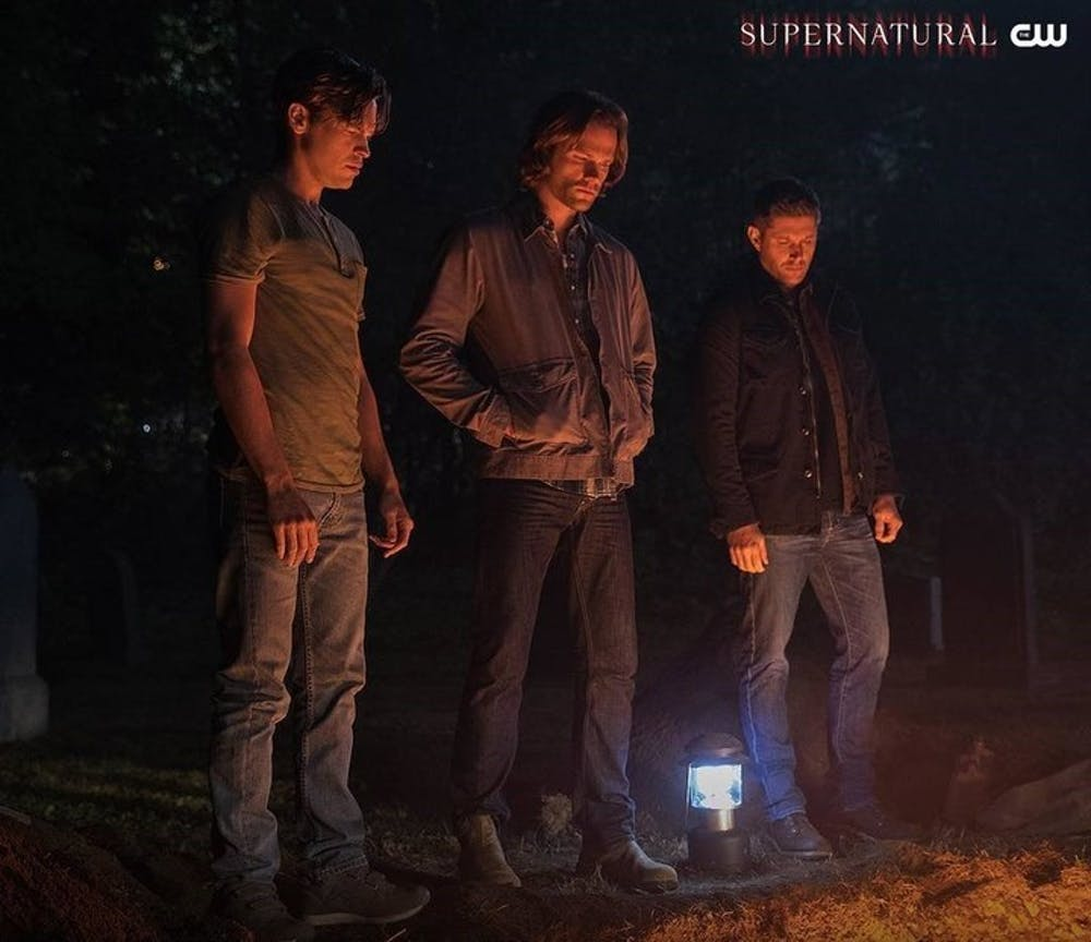 TV Review: 'Supernatural' features some brother bonding in 'The Big Empty'