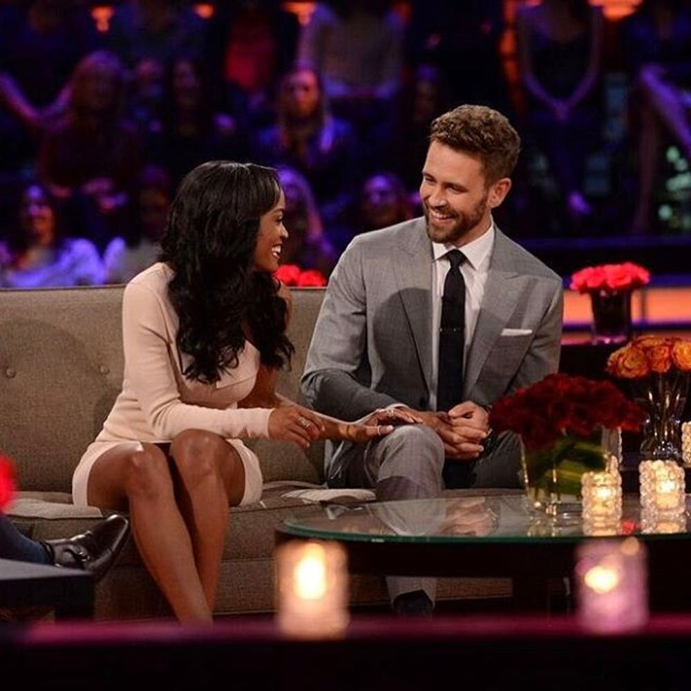 Bye Nick — 'The Bachelorette' starts immediately after 'The Bachelor' got down on one knee