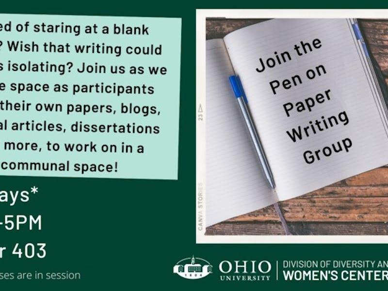Photo provided by Ohio University's website.