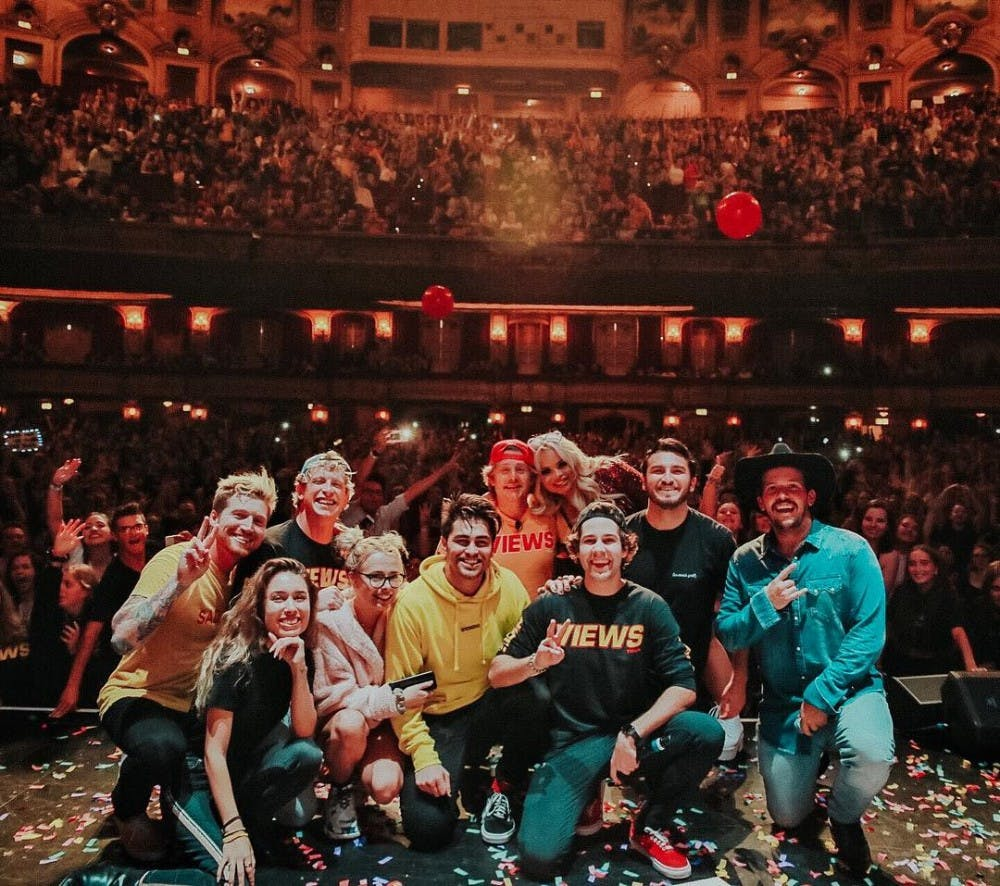 Everything you need to know to about David Dobrik and the Vlog Squad