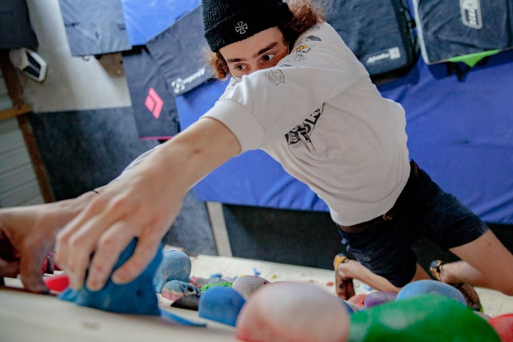 Climbing in Athens creates support, inclusivity