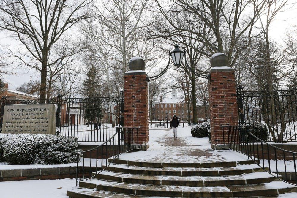 Ohio University cancels Wednesday classes