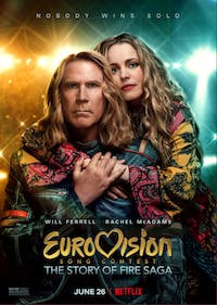 Netflix released 'Eurovision Song Contest: The Story of Fire Saga' on June 26, 2020. (Photo provided via @kj_buchanan on Instagram)