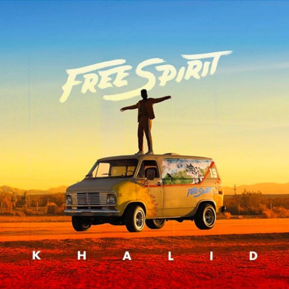 Album Review: Khalid's 'Free Spirit' lacks his usual personality and plays it safe