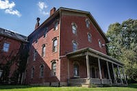 The Fairfield County Infirmary is a popular site for paranormal investigators and ghost hunters alike, attracting them all over the country to get a glimpse of the alleged hauntings at the historical site that once housed patients dating back to the 1820s.