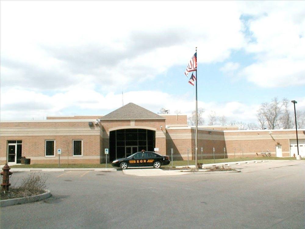Provided via Southeastern Ohio Regional Jail website.