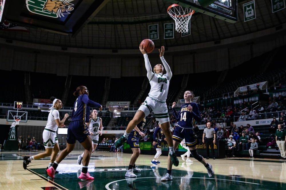 Women's Basketball: Mid-American Conference power rankings