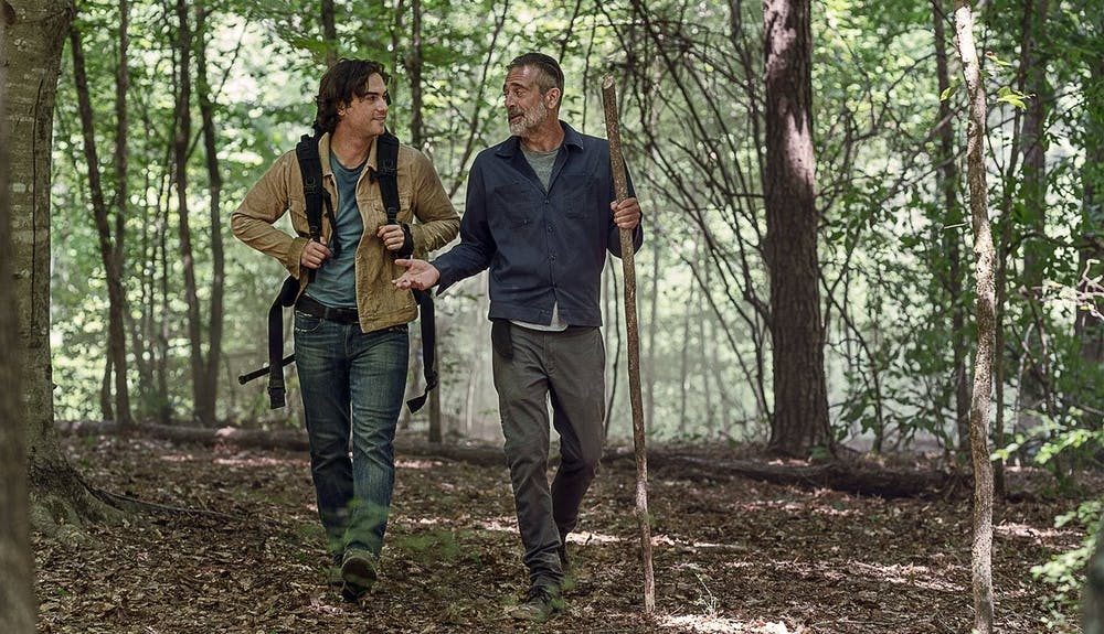 TV Review: Negan triumphantly returned as a villain on Sunday's episode of 'The Walking Dead'