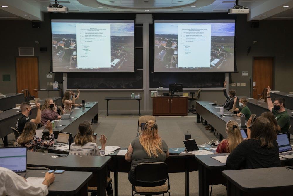 Student Senate: Body appoints Black affairs, environmental affairs commissioner