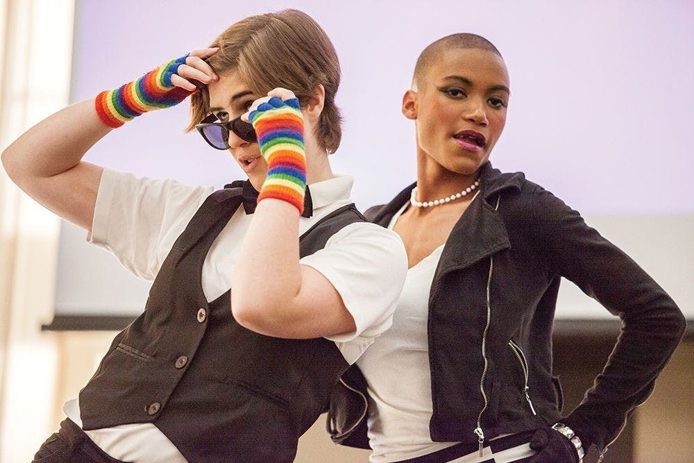 Drag show benefit raises money for Athens PRIDE Fest