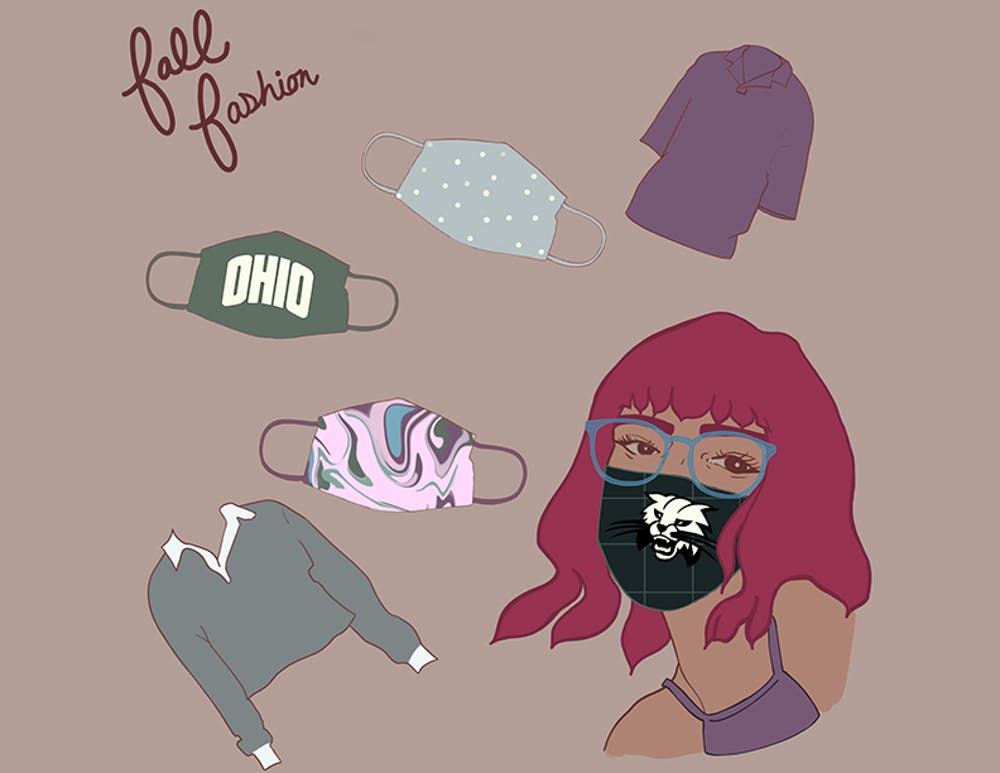 Mask fashion and other trends coming this fall