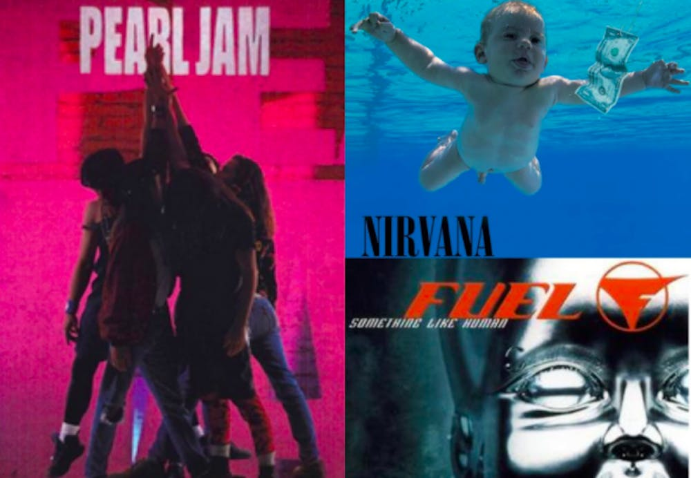 Tunes with Tate: I rate my family's favorite albums
