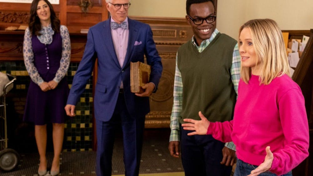 TV Review: The world is becoming more complicated according to 'The Good Place'