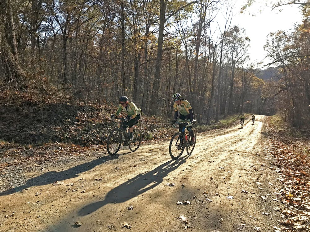 Athens Bicycle Club gives back to the community with trail work days
